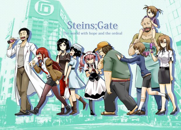 STEINS;GATE (アニメ)の画像 p1_37