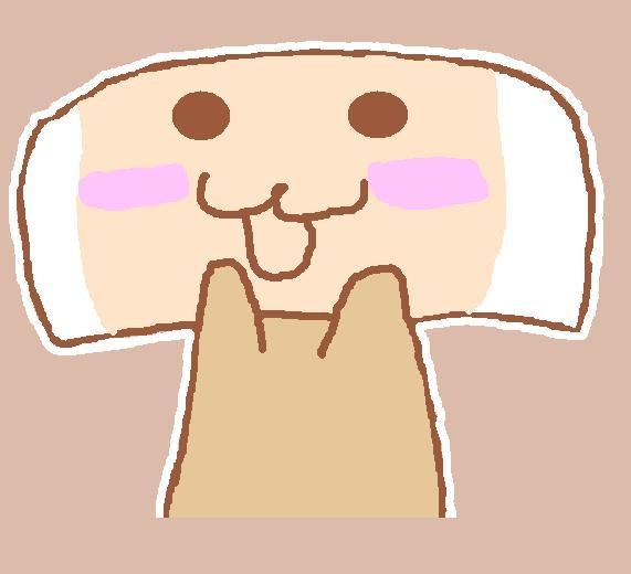 【ペイント】マウスでちくわちゃん必死で描いてみた【ちくわちゃん】