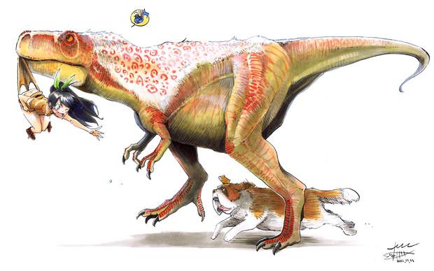 ティラノサウルスの画像 p1_22