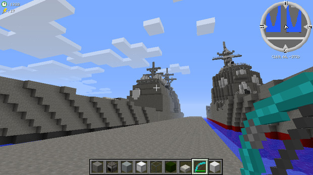 タイコンデロガ級ミサイル巡洋艦の画像 p1_5