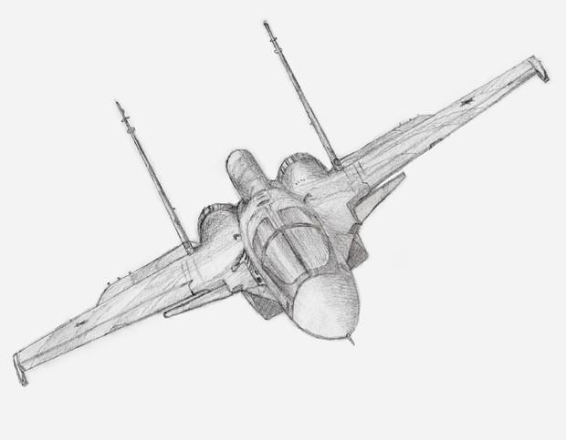 Su 34 (航空機)の画像 p1_8