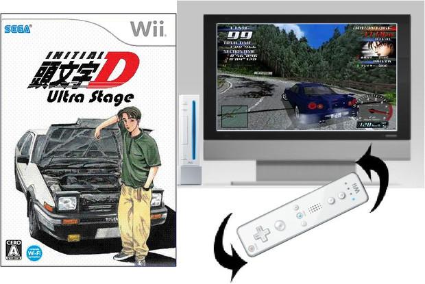頭文字D Wii  頭文字D Wii 投稿者:Lango さん 頭文字D Wii 2012...