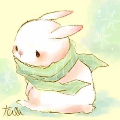 うさぎ / *たま* さんのイラスト ... : 可愛いイラスト 羊 : イラスト