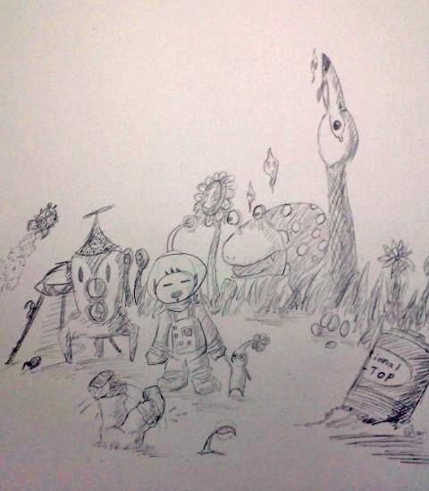 ピクミン (ゲームキャラクター)の画像 p1_27