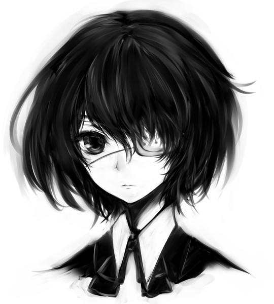 見崎鳴 / Acryl さんのイラスト - ニコニコ静画 ...: http://seiga.nicovideo.jp/seiga/im1747067