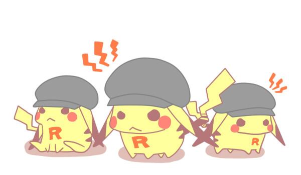 ロケット団 (アニメポケットモンスター)の画像 p1_28