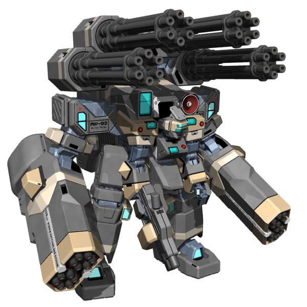 電脳戦機バーチャロンの画像 p1_28