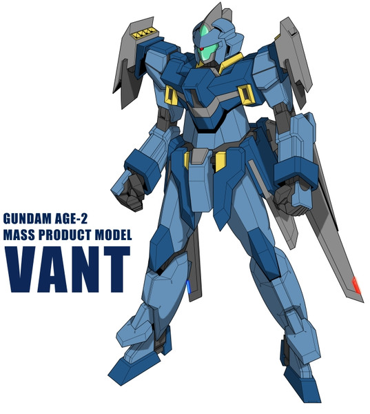 AGE-2量産型 ヴァント