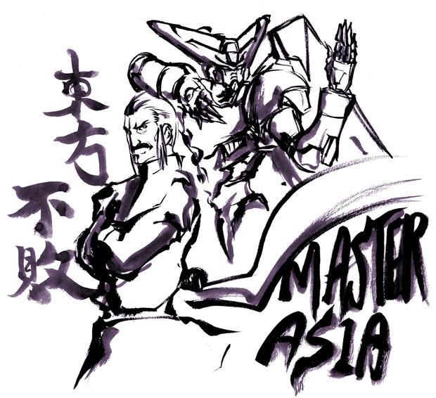 東方不敗 東方不敗 / E_K_D さんのイラスト - ニコニコ静画 (イラスト)