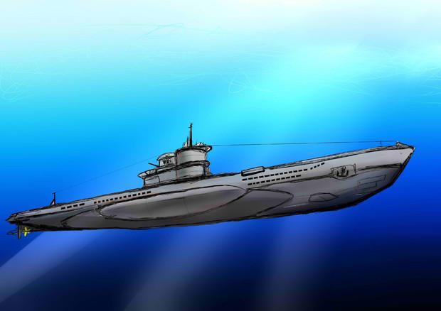 潜水艦の画像 p1_17