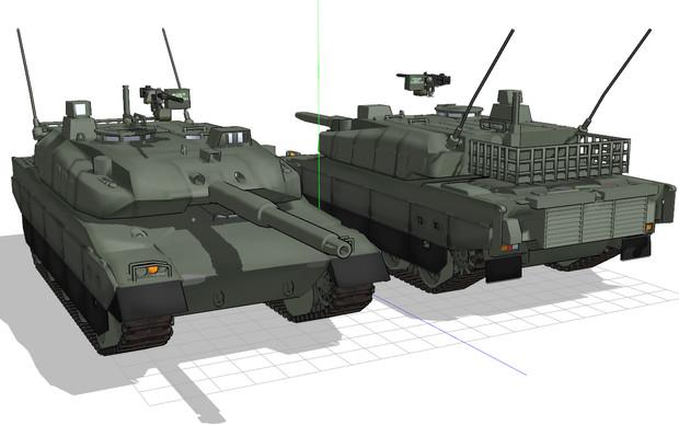 10式戦車の画像 p1_9