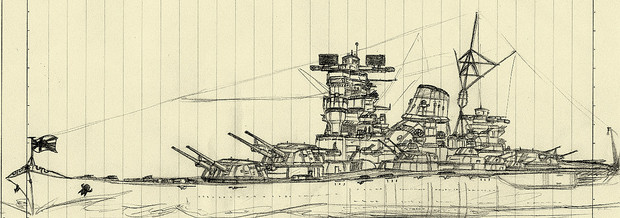 超大和型戦艦の画像 p1_6