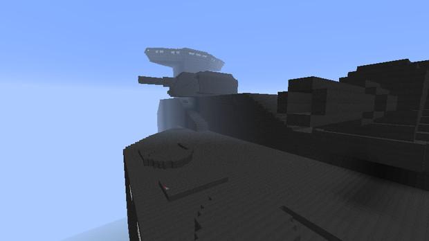 UFHC-007 ヴァナルガンド級 宇宙巡航艦  UFHC-007 ヴァナルガンド… 投稿者:ケ