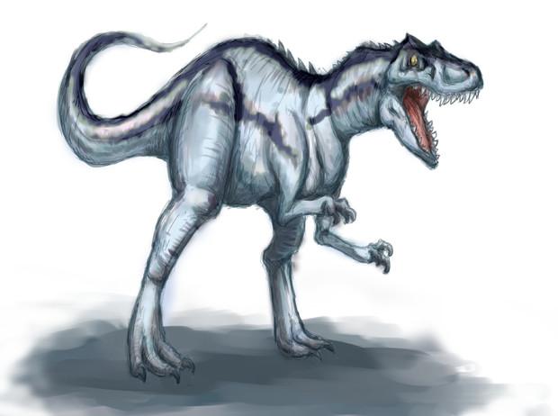 アロサウルス アロサウルス 投稿者:月鷹毘 さん 一時期恐竜キングとかしてた時私のベ... アロ