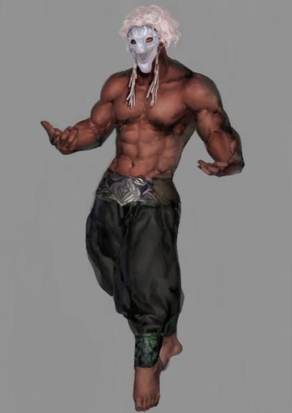 格闘家 格闘家 投稿者:もやし さん ぼくのかんがえた強くてかっこいい超人です... 格闘家 /