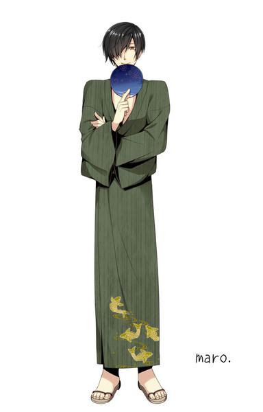 maro.さん【niko the 夏祭り~燃え上がれSummerFestival】