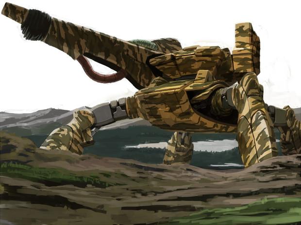 多脚戦車の画像 p1_20