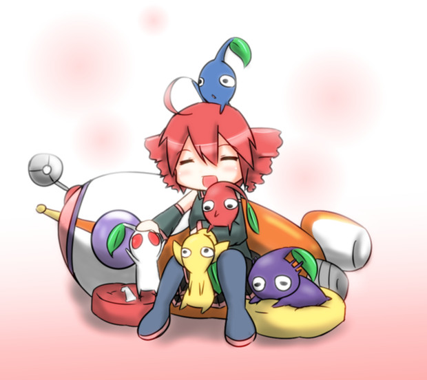 ピクミン (ゲームキャラクター)の画像 p1_29