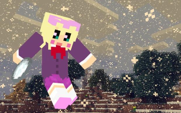 【Minecraft 】 椎名真冬 【スキン】