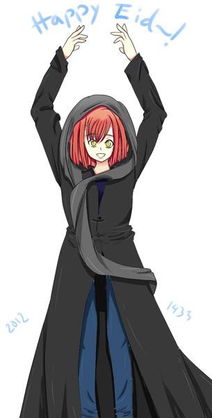 【うた☆プリ】 七海春歌 ハッピーイード!【イスラムVer~】  【うた☆プリ】 七海春歌… 投