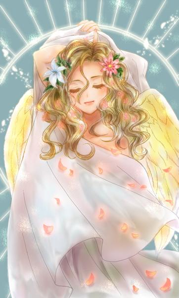 花の女神 / ラズベリー さんのイ...