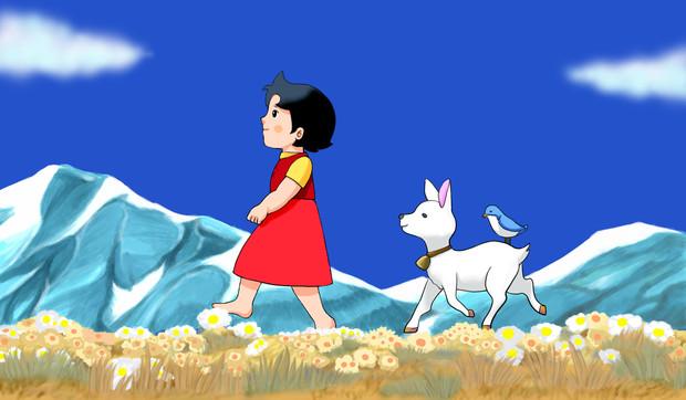アルプスの少女ハイジ (アニメ)の画像 p1_15