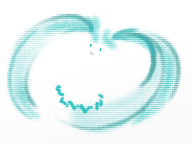 Symbolized Characteristic Hatsune Miku