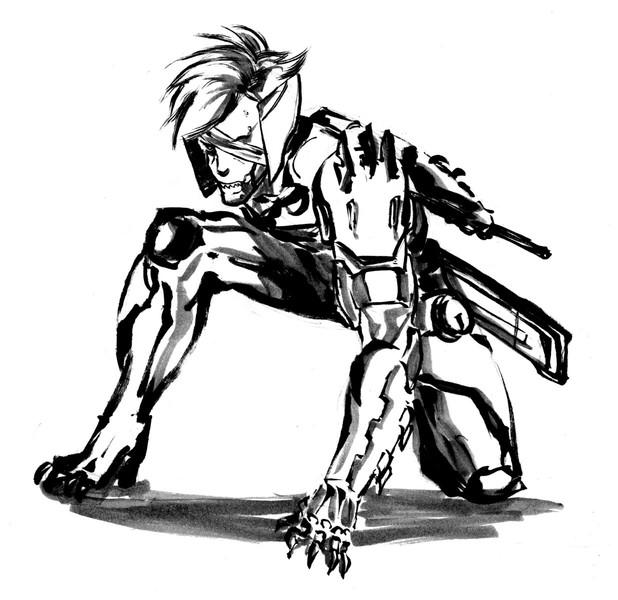 雷電 (メタルギアシリーズ)の画像 p1_38