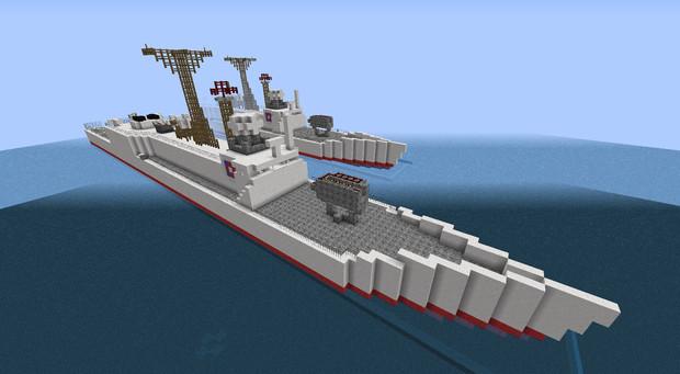 トゥーレ海軍フリゲート…