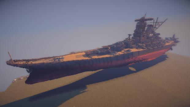 超大和型戦艦の画像 p1_12