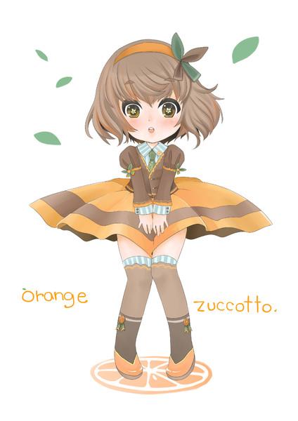 オレンジズコット オレンジズコット 投稿者:わびさび さん 以前、投稿した線画im278...