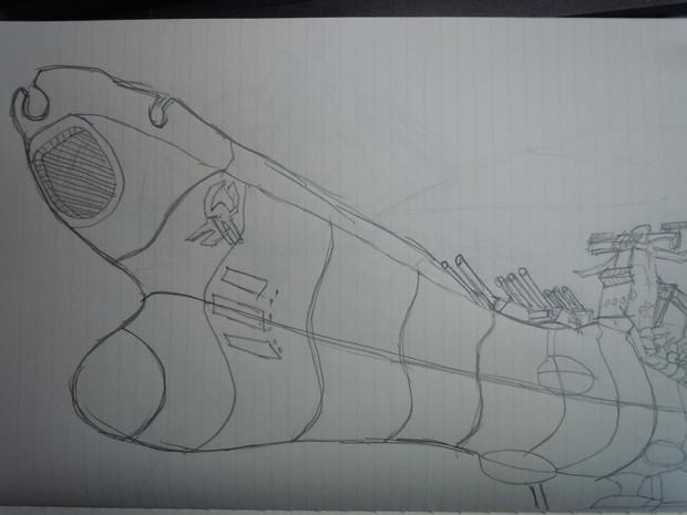 宇宙戦艦ヤマト 宇宙戦艦ヤマト 投稿者:UN NERV さん UN NERVです。二作... 宇