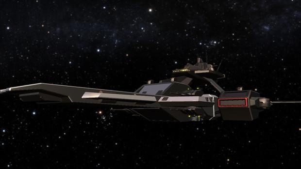 アレキサンドリア級(色変え) アレキサンドリア級(色… 投稿者:もけ さん 同艦はグリプス戦役時