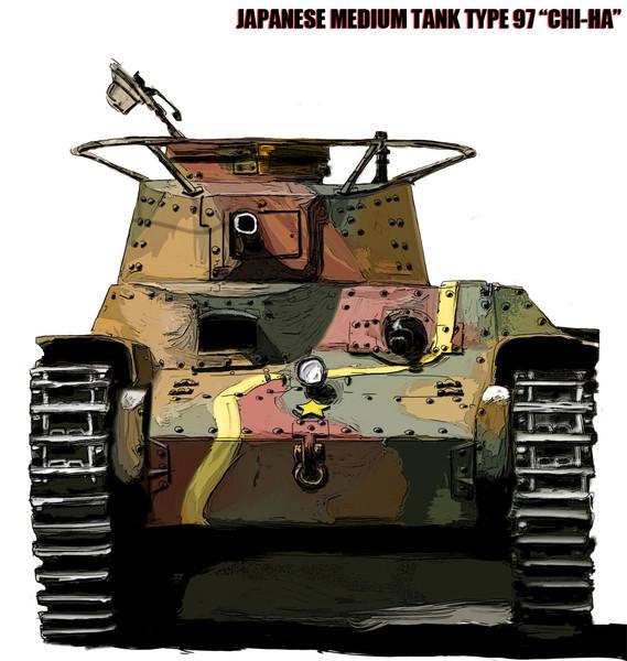 九七式中戦車の画像 p1_33