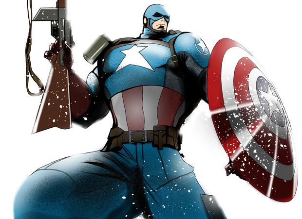 キャプテン・アメリカの画像 p1_2