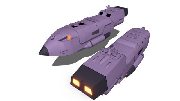 ボラー連邦 戦艦Aタイプ  ボラー連邦 戦艦Aタイプ 投稿者:satellite155 さん ボ