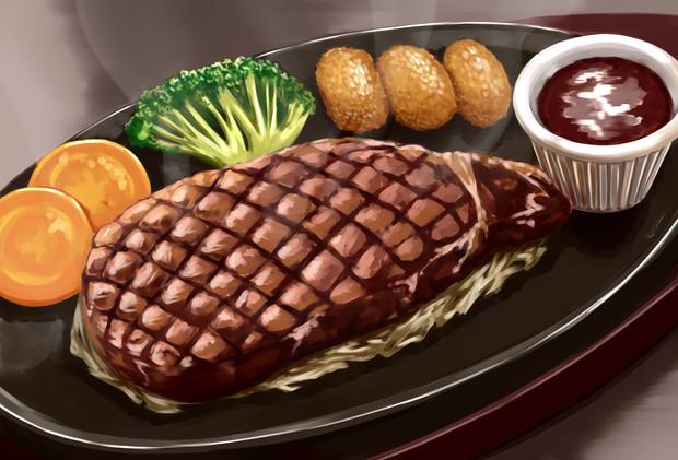 ビーフステーキの画像 p1_19