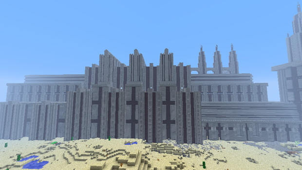【Minecraft】要塞の一部紹介 【Minecraft】要塞の一部紹介 / スカルEX さん
