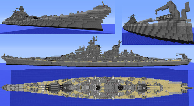 アイオワ級戦艦の画像 p1_12