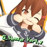 配布静画)||GreenerShaderをベースに書き直しもの&br(