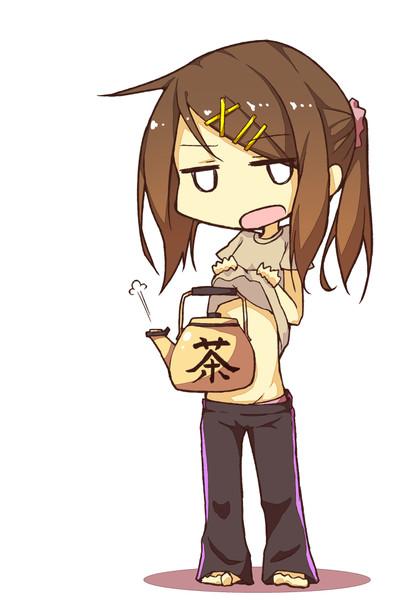 へそで茶を沸かす へそで茶を沸かす 投稿者:あさめし さん できました。 以前描いたim...