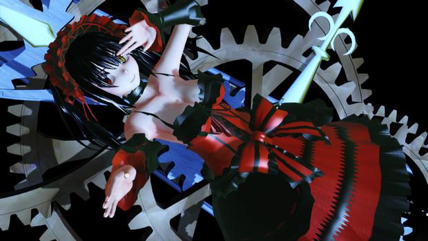 image Mmd date a live kurumi tokisaki dance Part 2