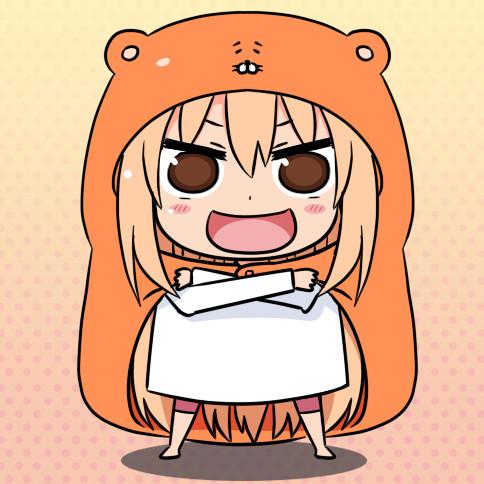 干物妹うまるちゃん 海外の反応 AnimeReactions アニメ 壁紙 うまるちゃん UMR
