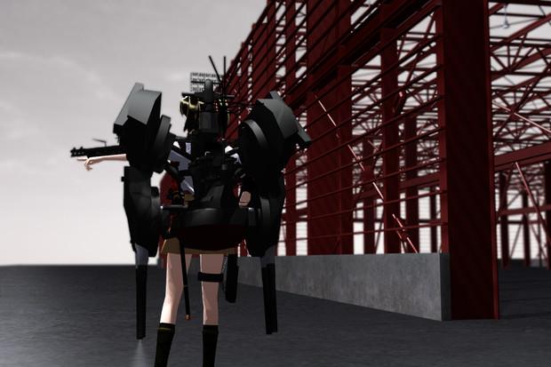工場跡風ステージ