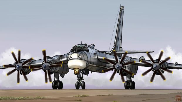 Tu 95 (航空機)の画像 p1_9