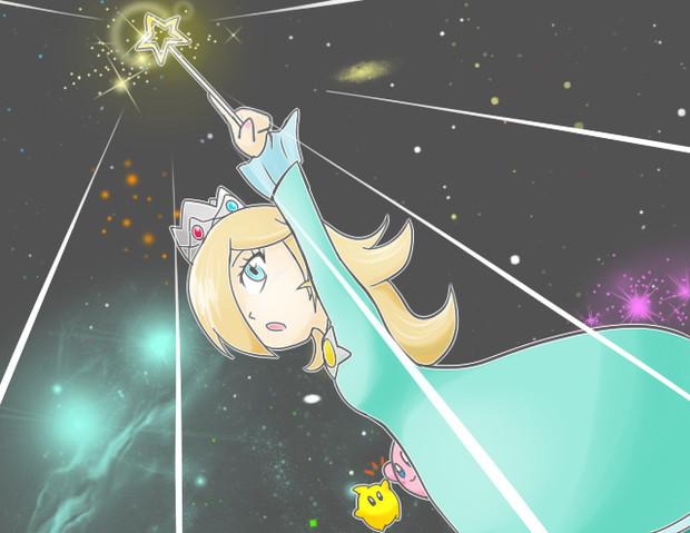 ロゼッタ (ゲームキャラクター)の画像 p1_22