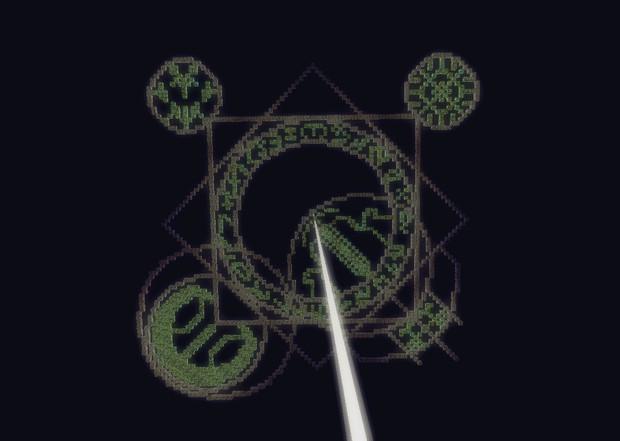 [minecraft]刺月魔法陣[厨二世界] [minecraft]刺月魔法陣[… 投稿者:けん