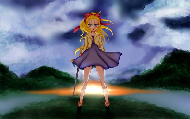 魔法少女くるる☆マイア~FF5~ 魔法少女くるる☆マイア~… 投稿者:北村零-rei-@THE飽