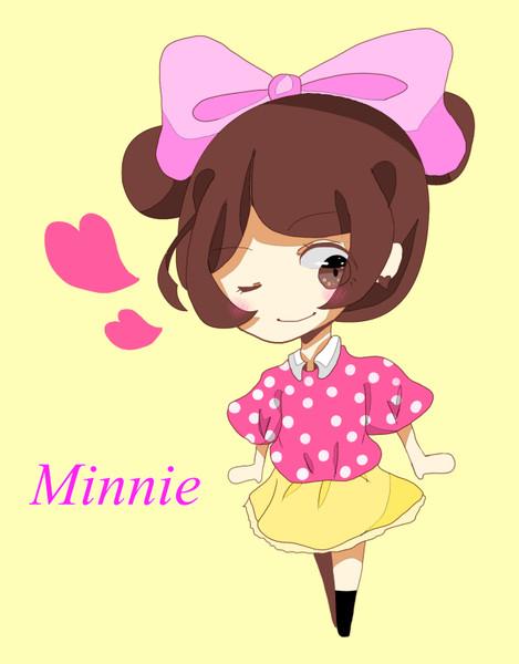ミニーマウスの画像 p1_25
