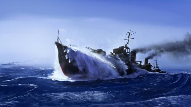 雪風 (駆逐艦)の画像 p1_18